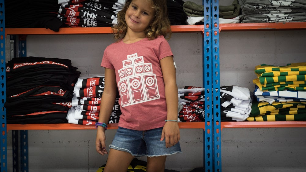 Image of SOUND SYSTEM T-shirt (kids)