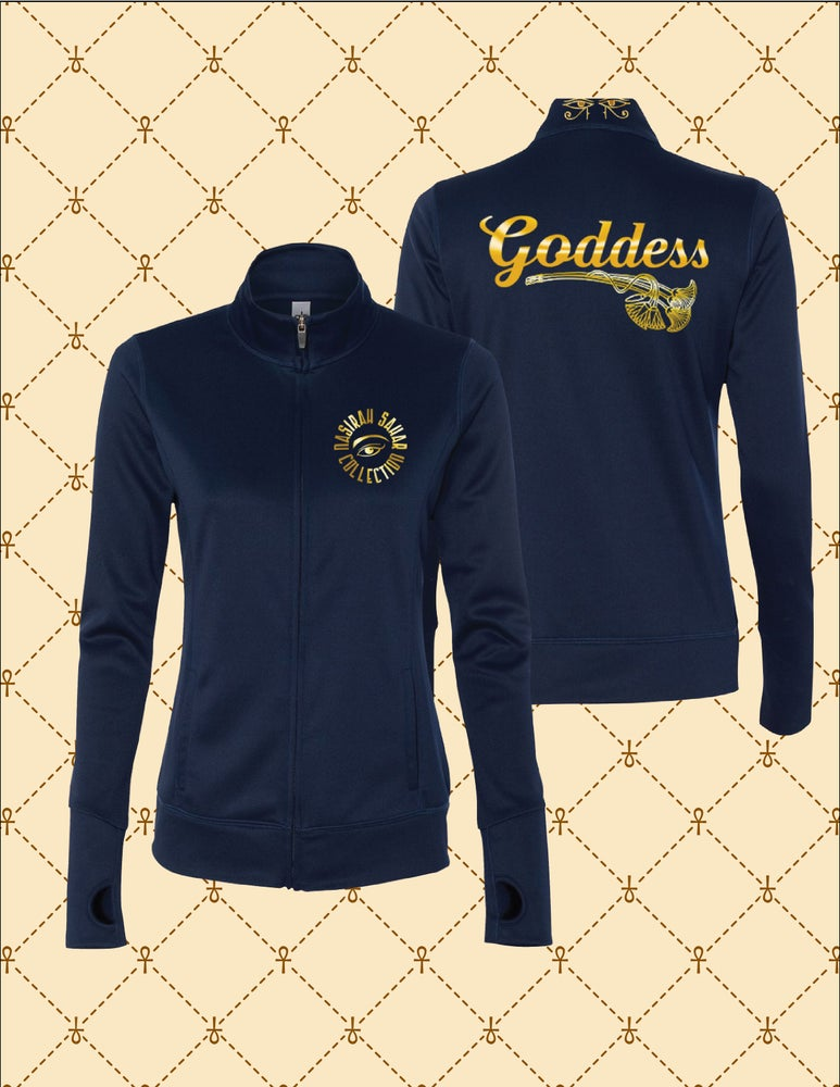 Image of GODDESS PERFORMANCE  TRACK JACKET