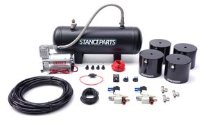 Image of StanceParts Universal Air Cup Kit - Front + Rear