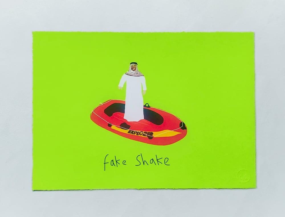 Image of fake shake
