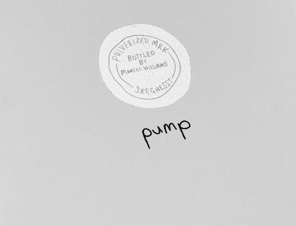 Image of pump jam session prints