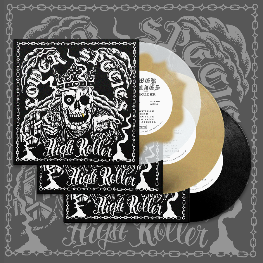 "Image of Lower Species ""High Roller"" 7"" Pre-Order"