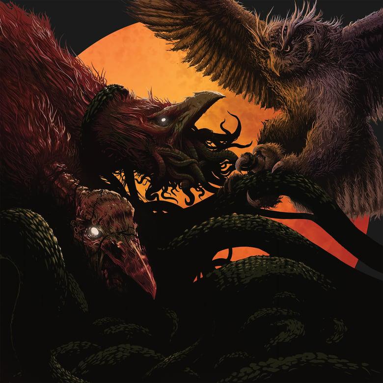 Image of RAD OWL - MADISON BEAST CD