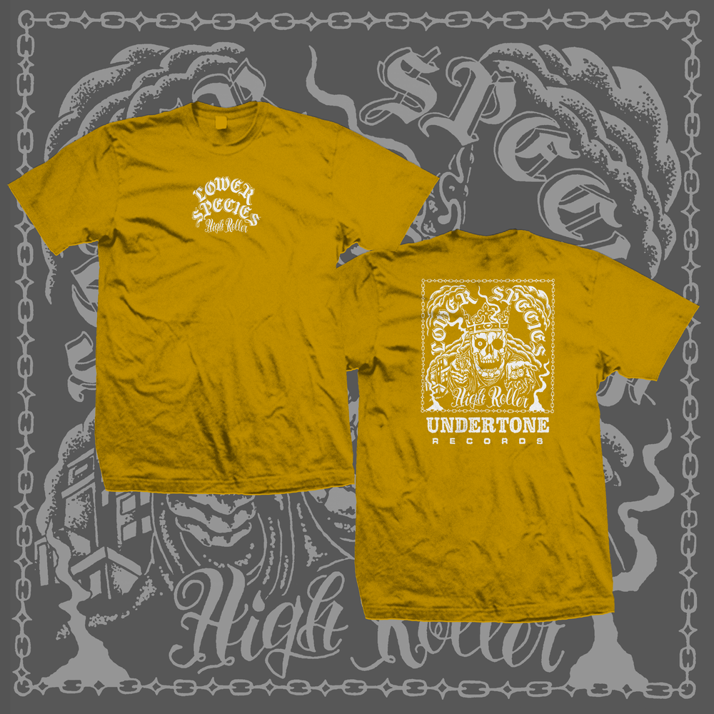 Image of Lower Species Gold T-Shirt