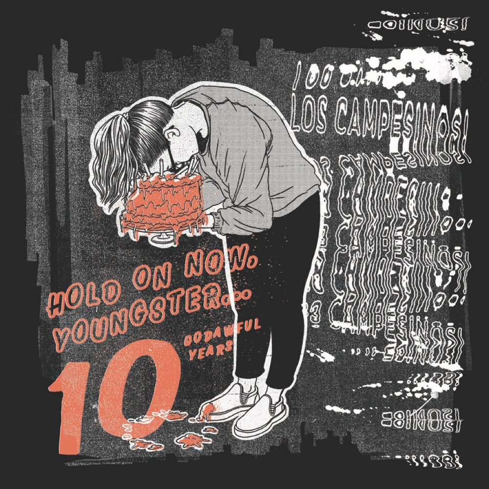 Image of 'Hold On Now, Youngster...' T-Shirt