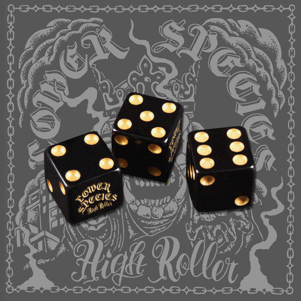 "Image of Lower Species ""Cee-Lo"" Dice"