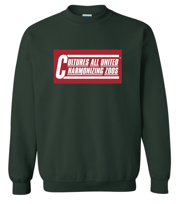 Image of Cauhz™ (Forest Green) Crewneck Sweatshirt