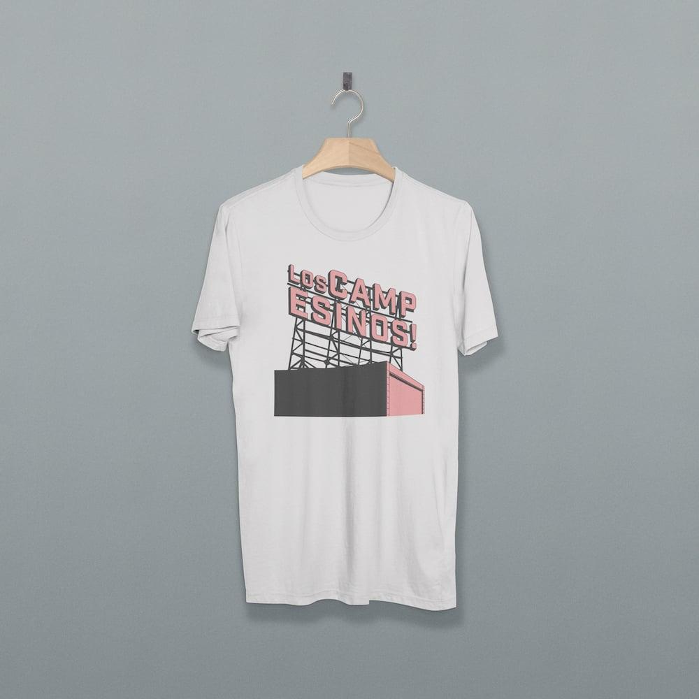 Image of Los Campesinos! Billboard T-Shirt