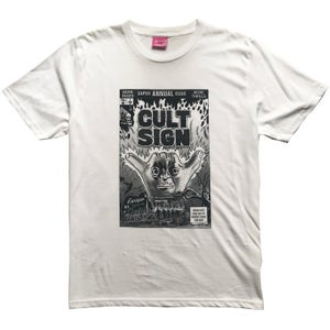 Image of CULT SIGN #56 t-shirt by Hiroshi Iguchi