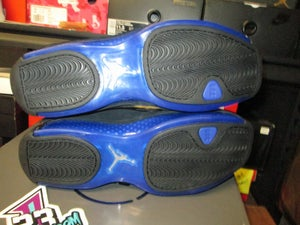 "Image of Air Jordan XVIII (18) Retro ""Black/Royal"" 2018"