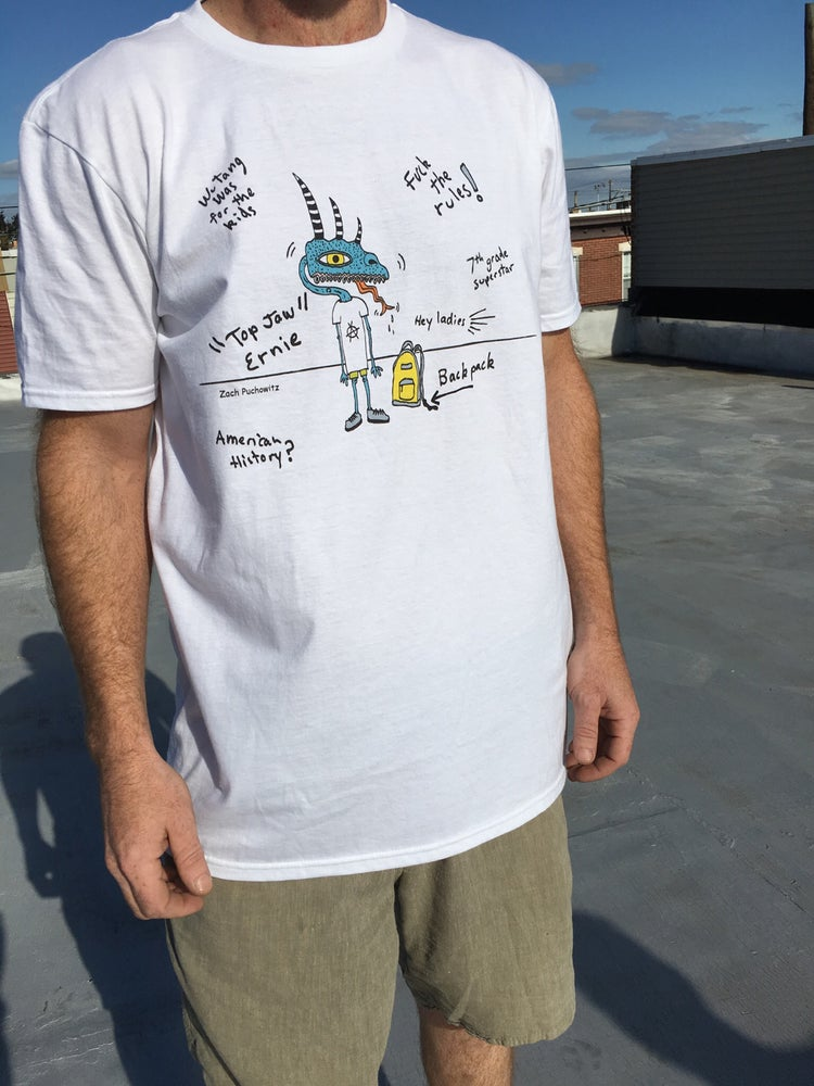 Image of Top Jaw Ernie T Shirt