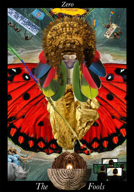 """Image of """"Restorying the Multiverse"""" Readings with CLNnow Deck by the Deck Artists"""