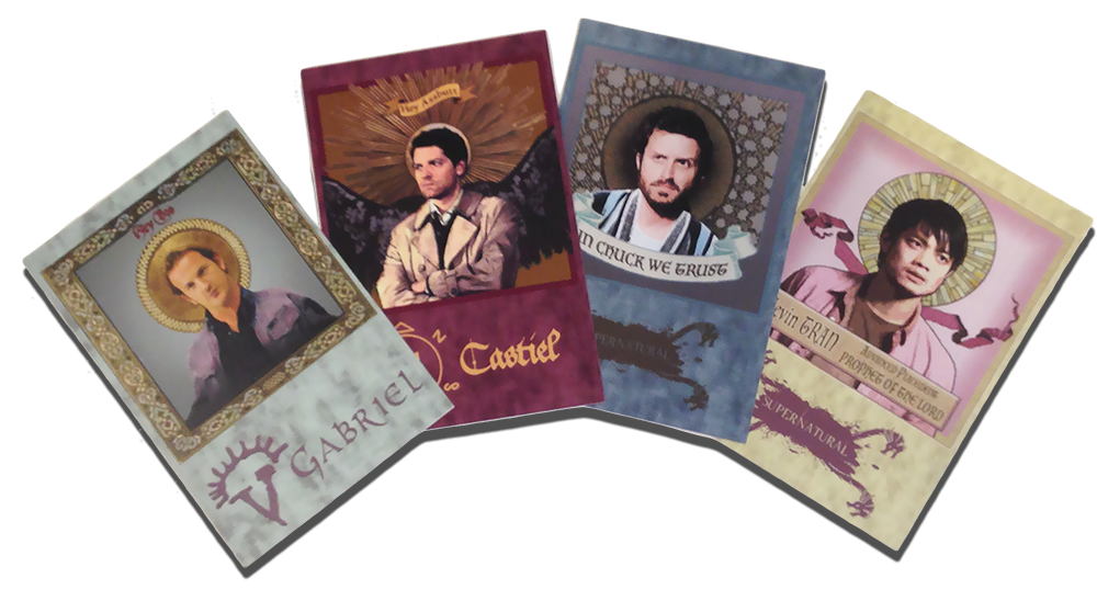 Image of Holy Icon Postcards