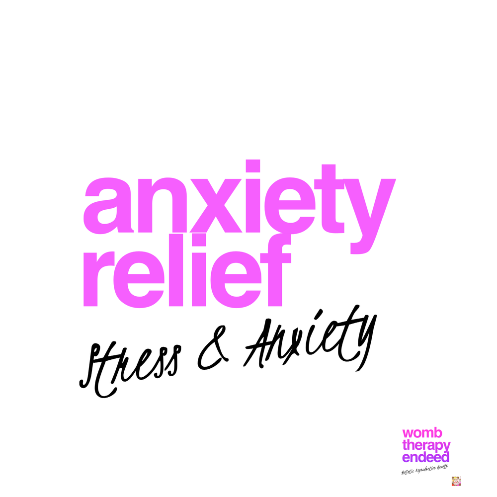 Image of Anxiety Relief Oil | Stress Anxiety