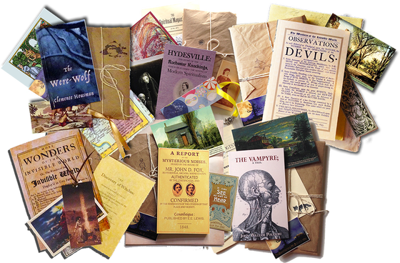 Image of The Supernatural History Packs