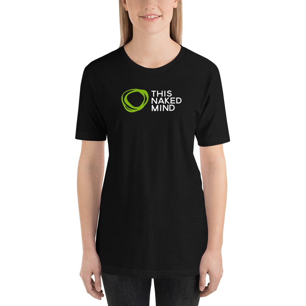 Image of TNM Logo Black T-Shirt