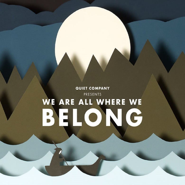 Image of We Are All Where We Belong CD