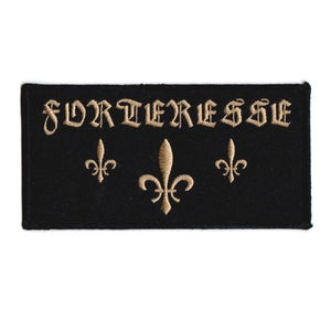 Image of Forteresse Logo Patch