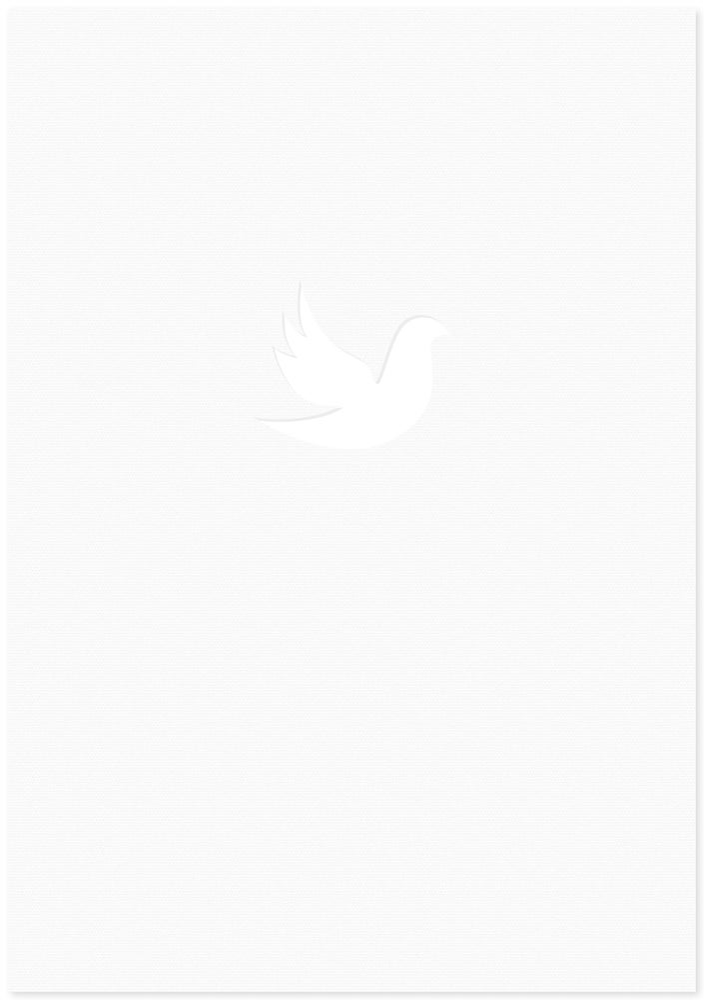 Image of peace dove