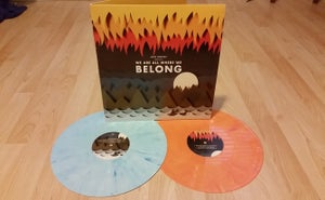 Image of We Are All Where We Belong 2 LP Color Vinyl
