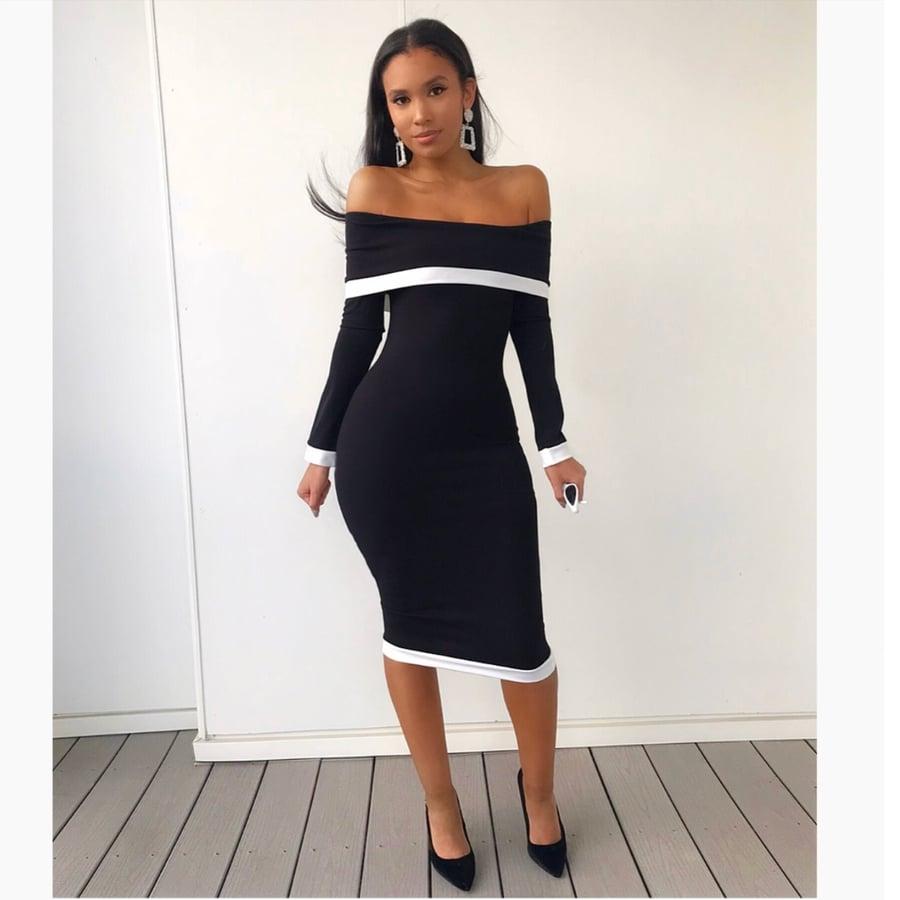 Image of Classy & fabulous dress