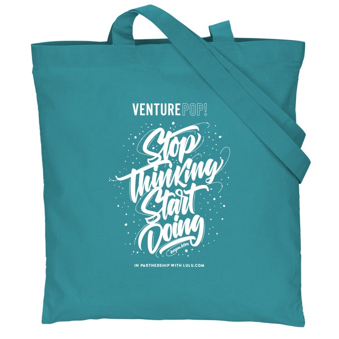Image of Stop Thinking Start Doing Tote