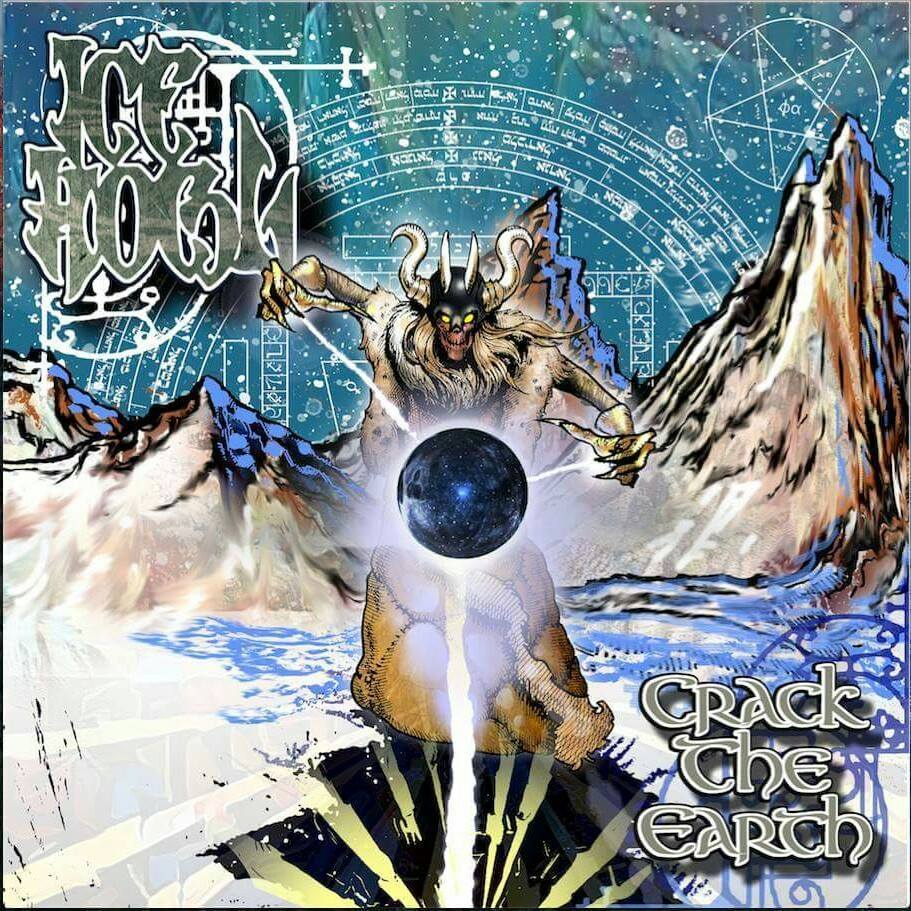 Image of Ice Howl- Crack The Earth CD