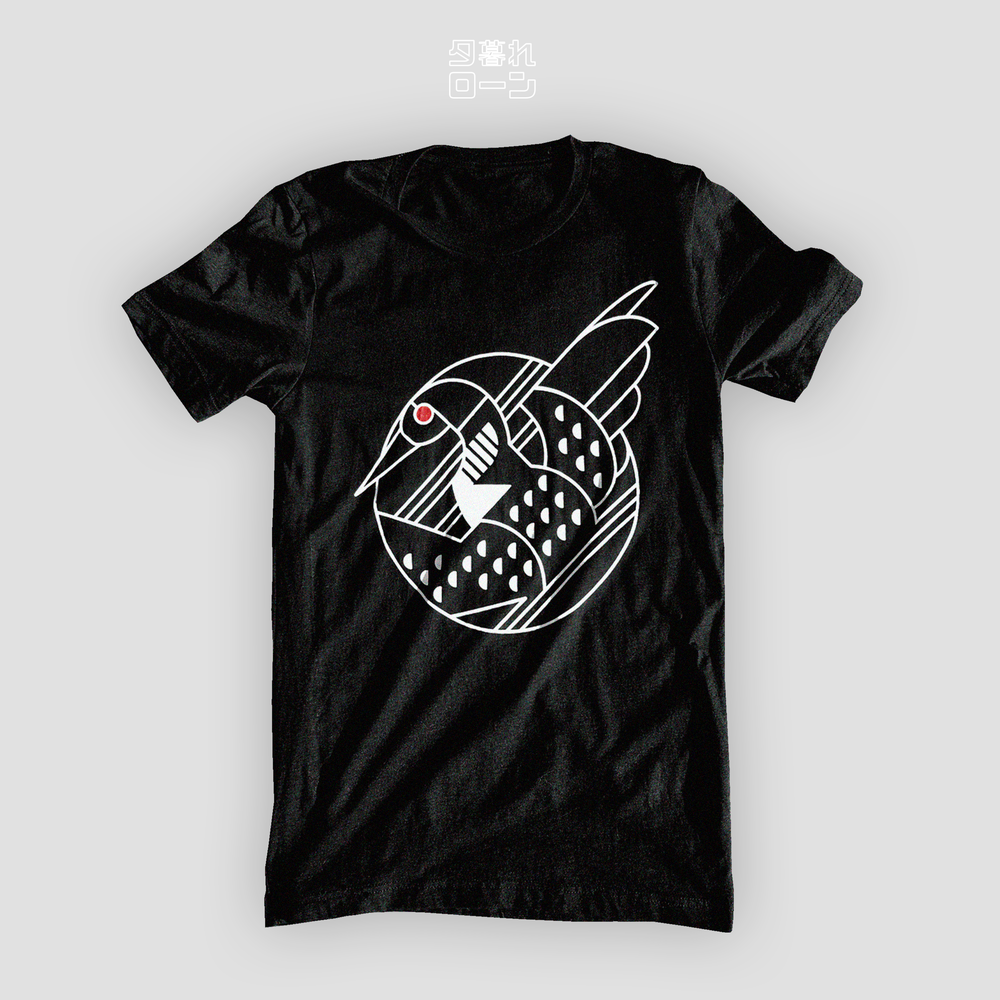Image of JKS001 Dusk Loon Tee