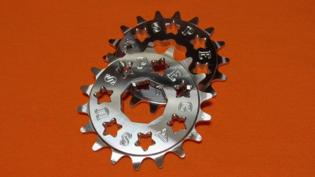 Image of Seven Star Sprocket