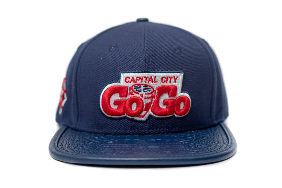 "Image of Official ProStandard NBA G League ""Capital City Go Go"" Snapback"