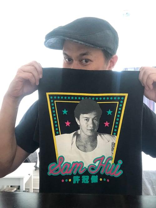 "Image of Sam Hui ""80s Forever"" Shirt *PRE-ORDER*"