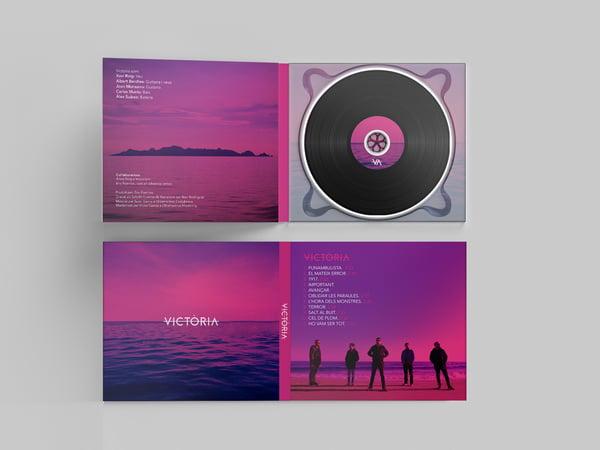 Image of Victoria CD