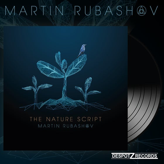 "Image of Martin Rubashov - The Nature Script 12"" Vinyl & plant a tree for the environment"