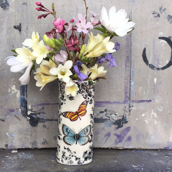 Image of Butterfly Bud Vase