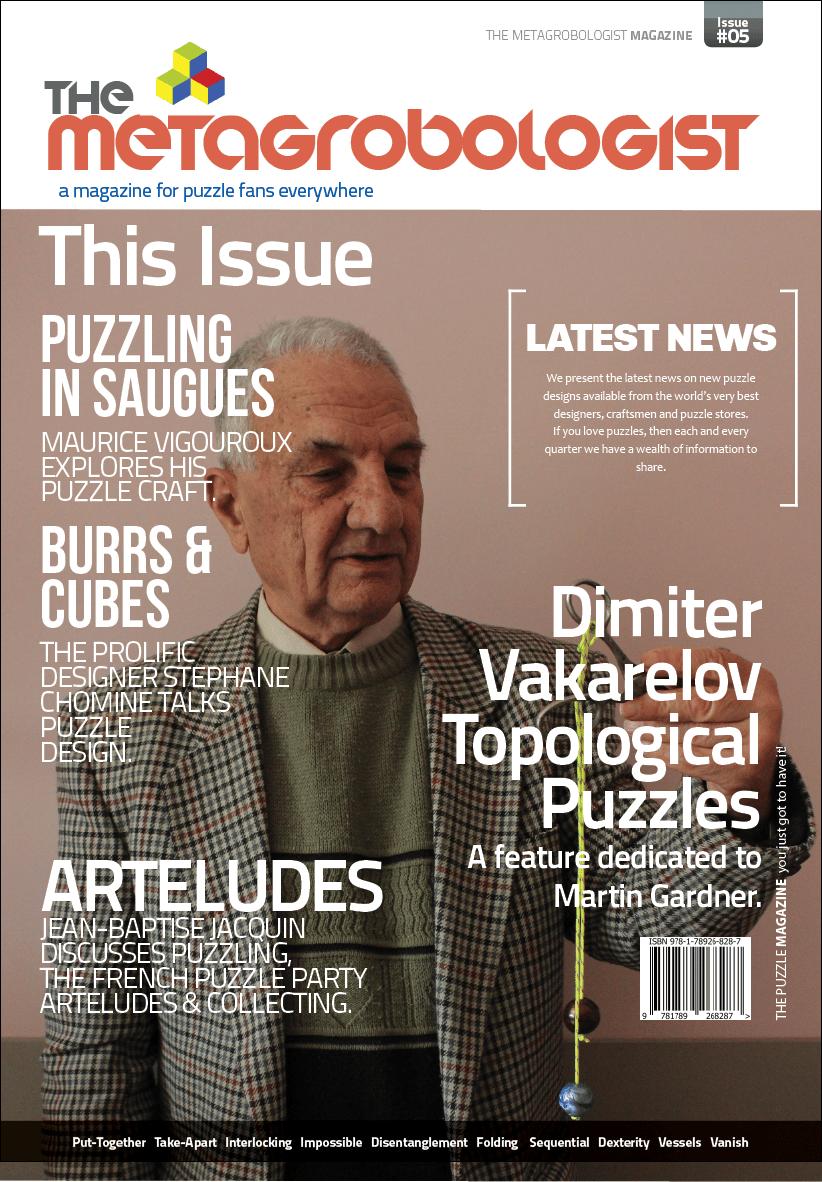 Image of TheMetagrobologist Magazine: Issue 5 (SUMMER SALE)