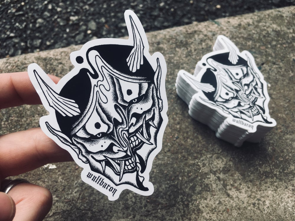 Image of CUSTOM VINYL STICKERS
