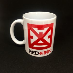 Image of TAZA RED*INK