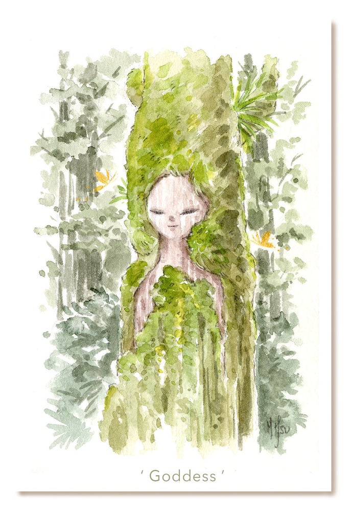 Image of Forest Guardians - 5 x 7 Prints