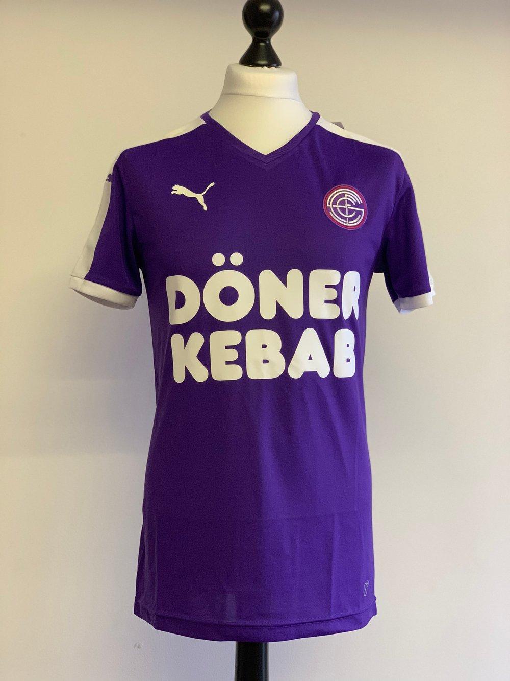 SCFC Doner Kebab (H)