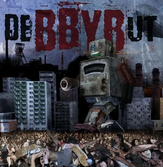 Image of deBBYBut CD (2009)