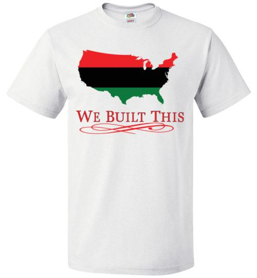 Image of We Built This Youth T-Shirt