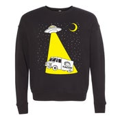 Image of Taco Truck Abduction Sweatshirt