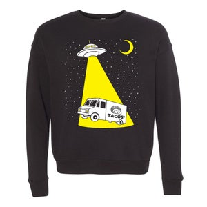 Image of Taco Truck Abduction Sweatshirt