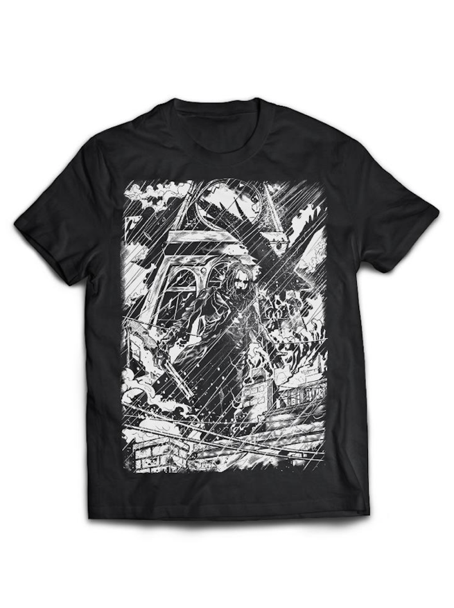 Image of They Keep Calling Me by Joshua Andrew Belanger (T-Shirt)