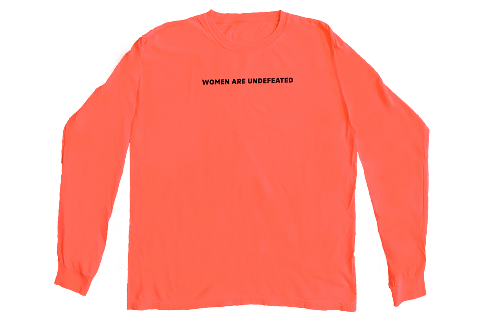 Image of Premium Rosé Long Sleeve
