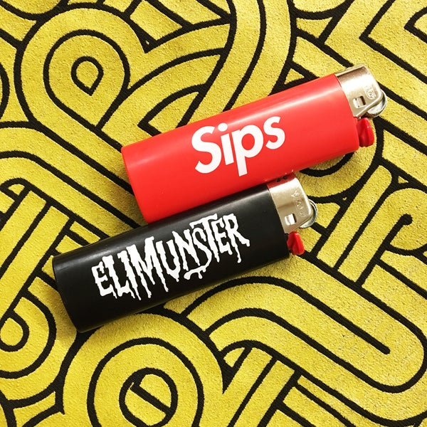 Image of EliMunster + Sips Combo / Lighters