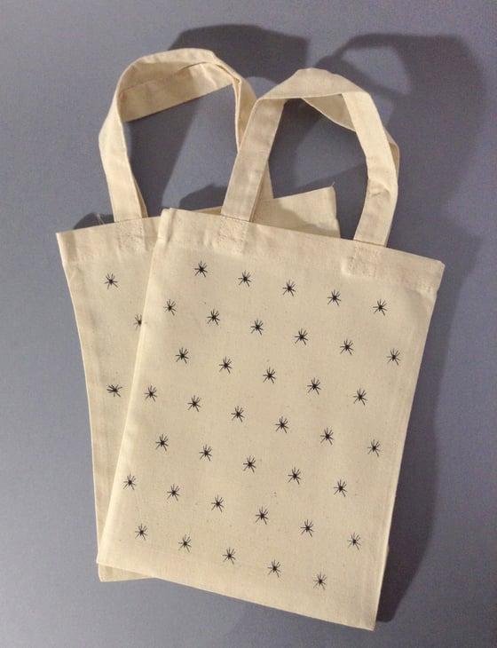 Image of Mini tote bag étoilé... ou pas!