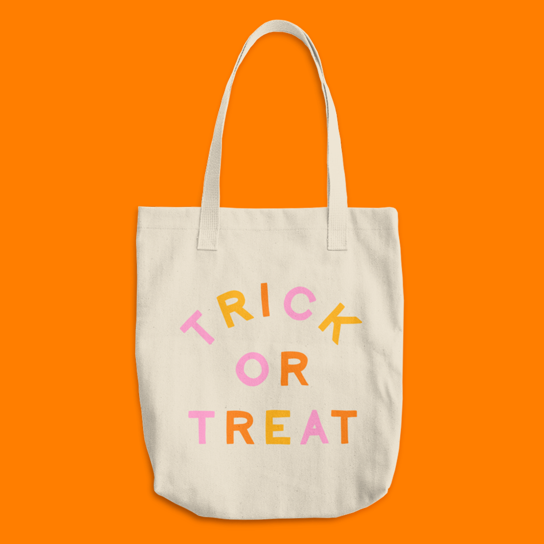 Image of Trick or Treat Tote