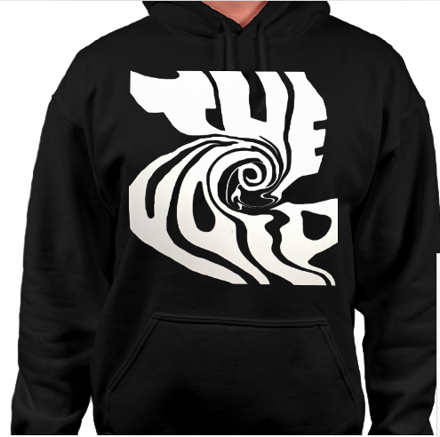Image of THE VO!D HOODIE