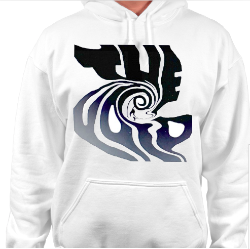 Image of THE VO!D HOODIE (INVERTED)